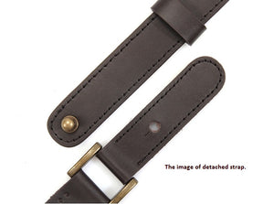"34.2"" byhands Genuine Leather Detachable Shoulder Bag Strap (44-8602)"