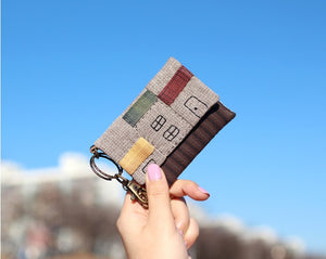 [Kit] Byhands Peanut House Card Pouch (BYCA-219)