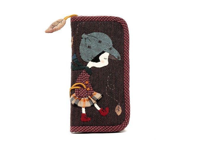 [Kit] Byhands Sentimental Girl Wallet (BYP-1432)