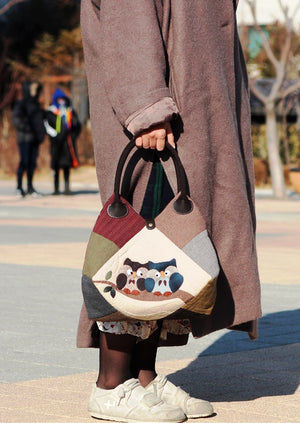 [Kit] Byhands Owl Sisters Bag (BYP-1503)