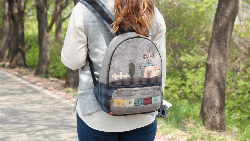 [Kit] Byhands Apple Mango Backpack (BYP-1541)