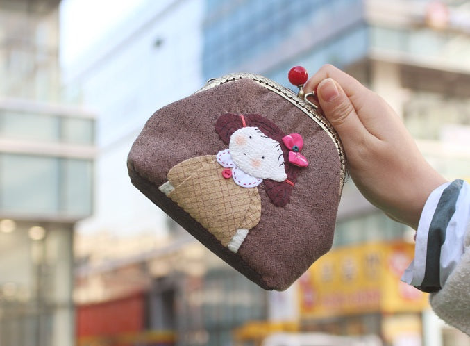 [Kit] Byhands Little Girl Pouch (BYP-1705)