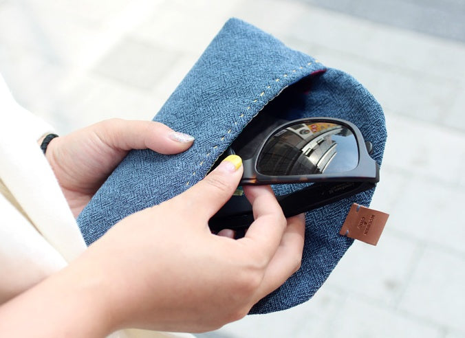 [Kit] Byhands Papaya Sunglasses Case (BYP-1760)