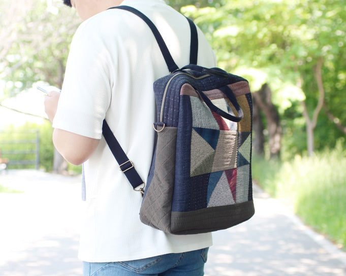 [Kit] Byhands Superstar Bag & Backpack (BYP-1781)