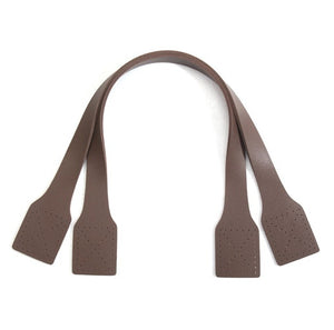 "21.2"" byhands PU Leather Simple Tote Bag Handles (PU24-5402)"