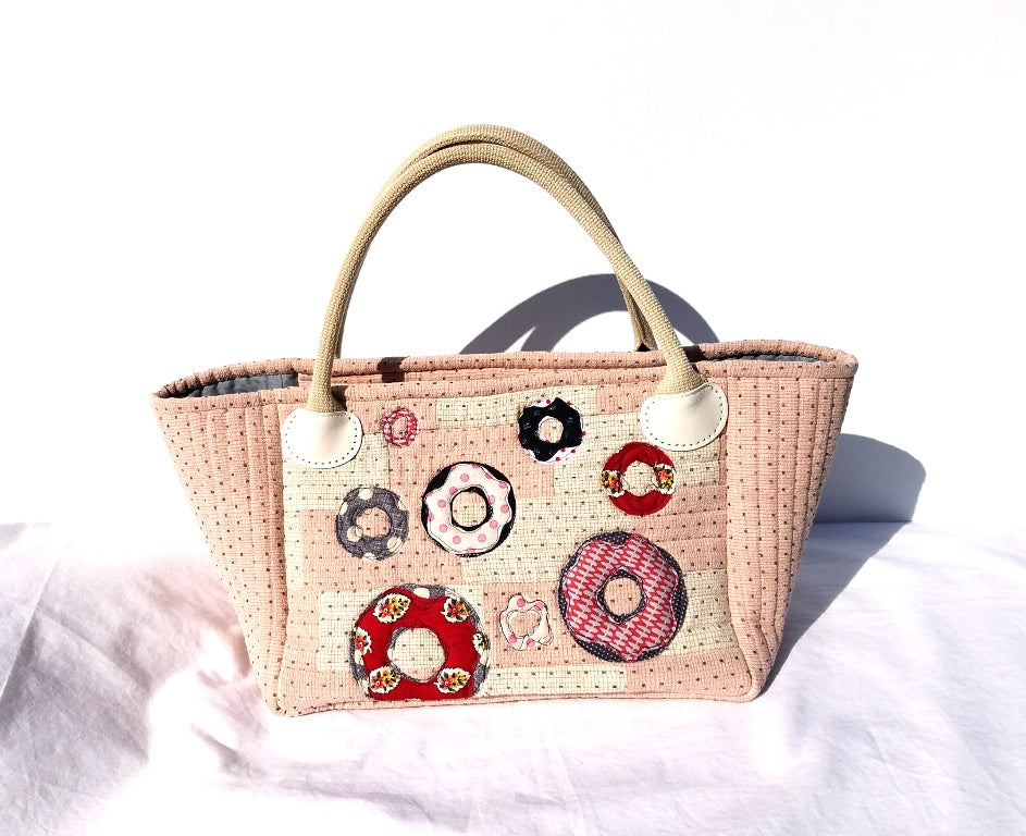 [Bag Pattern] Crazy Donuts Bag