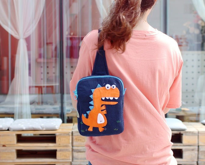 [Kit] Byhands DIY Kit Series - Dino Sling Bag (BYP-1802)
