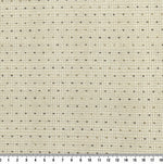 byhands 100% Cotton Yarn-Dyed Classic Mini Dot Pattern Checkered Fabric (EY20064-E)