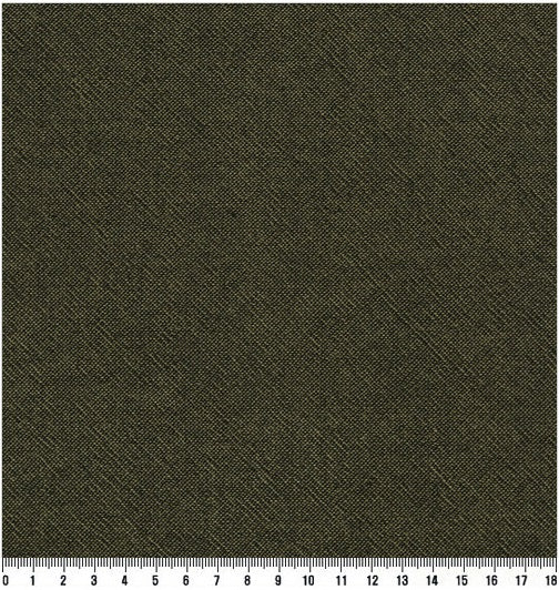 byhands 100% Cotton Yarn Dyed Fabric - Classic Checkerd Pattern Fabric, Green (EY20029-I)