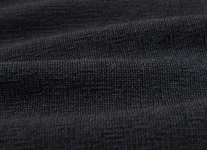 byhands 100% Cotton Yarn Dyed Fabric - Classic Checkerd Pattern, Charcoal Black (EY20029-E)