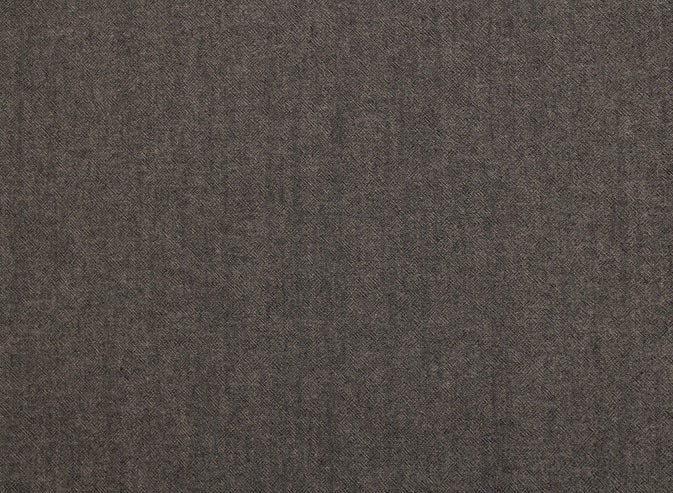byhands 100% Cotton Yarn Dyed Fabric - Classic Checkerd Pattern Fabric, Deep Grey (EY20029-M)