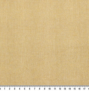 byhands 100% Cotton Yarn-Dyed Classic Wave Pattern Checkered Fabric, Mustard (EY20039-C)