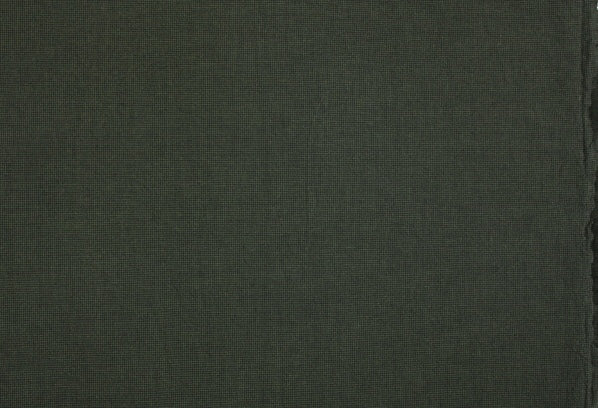 byhands 100% Cotton Yarn Dyed Fabric - Euro Style Checkered Pattern, Deep Green (EY20042-D)