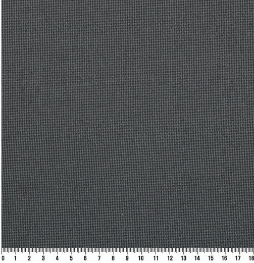 byhands 100% Cotton Fabric - Euro Style Yarn-Dyed Checkered Fabric, Indigo (EY20042-K)