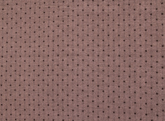 byhands 100% Cotton Yarn Dyed Fabric, Mini Square Light Series Checkered Pattern, Indie Pink (EY20074-E)