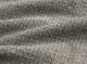 byhands 100% Cotton Yarn-Dyed Fabric, Trend Mini Check Pattern, Silver Grey (EY20081-A)