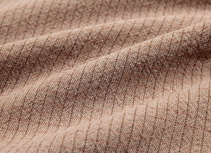 byhands 100% Cotton Yarn-Dyed Trend Mini Check Pattern, Light Indi Pink (EY20081-L)