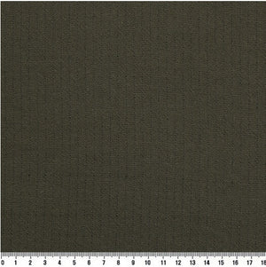 byhands 100% Cotton Yarn Dyed Fabric - Line Stripe Check Pattern, Deep Green (EY20085-H)