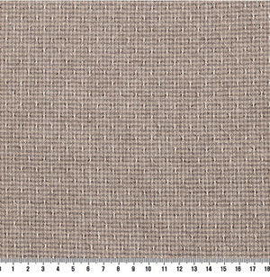 byhands 100% Cotton Yarn Dyed Fabric - Royal Derby Check Pattern, Brown (EY20086-D)