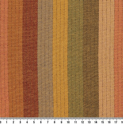 byhands 100% Cotton Yarn Dyed Fabric - Color Mixing Series, Mustard (EY20087-E)