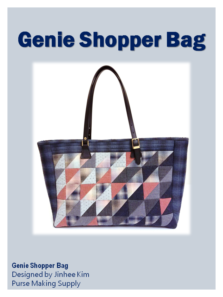 [Bag Pattern] Genie's Shopper Bag