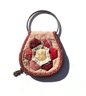 [Pattern] Big Ring Coin Purse