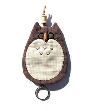 [Pattern] Owl Key Chain