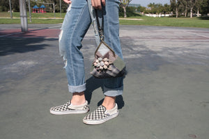 [Bag Pattern] Triangle Bag with Triangle Frame