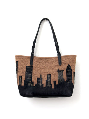 [DIY Bag Pattern] Big City Bag