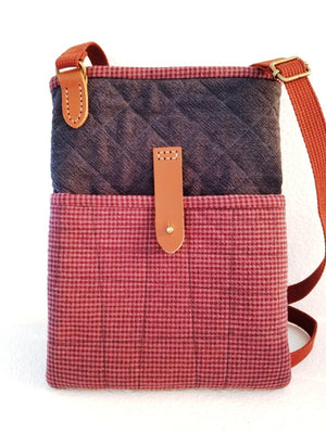 [Bag Pattern] Messengers Bag