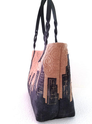 [Bag Pattern] Big City Bag