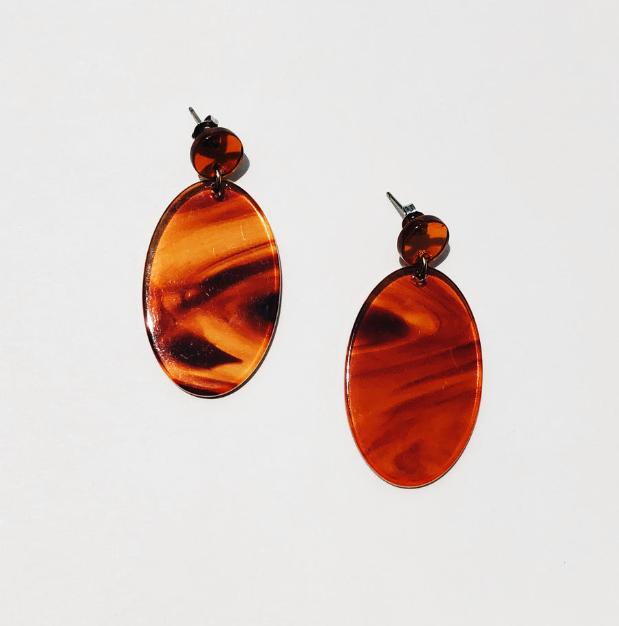 Gemma Earrings in Jupiter