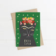 Frida Catlo Cat Card