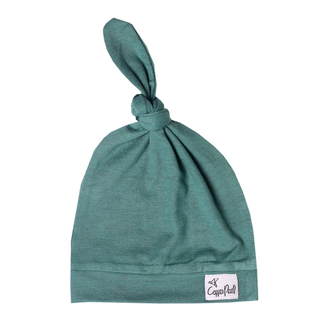 Journey Top Knot Hat