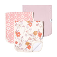 Ferra Burp Cloth Set - 3 Pack