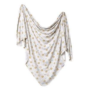 Chip Knit Blanket Swaddle