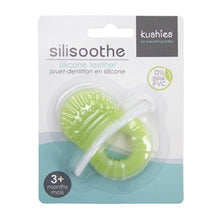 Silisoothe Silicone Teether Lime