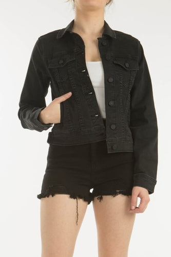 Zoey Distressed Jacket