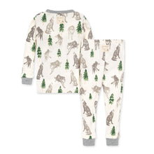 Alpha Dog Organic Baby Snug Fit Pajamas