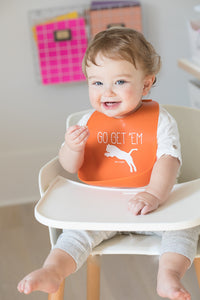Tiger Wonder Bib