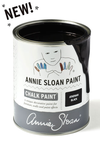 Athenian Black Chalk Paint®
