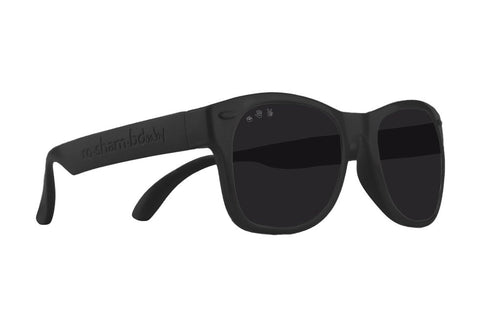 Bueller Black Baby Sunglasses