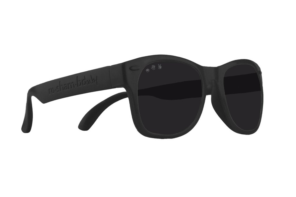 Bueller Black Junior Sunglasses