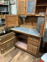 Hoosier Cabinet with all the works!