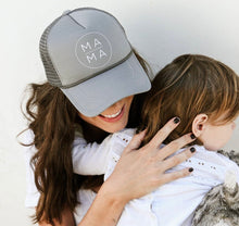 MAMA Printed Trucker Hat