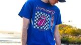 UNHINGED ACIDITY T-SHIRT (Blue)