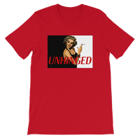UNHINGED SIMPLE SMOKE T-SHIRT (Red)