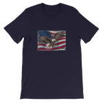 UNHINGED EAGLE T-SHIRT (Navy)