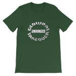 UNHINGED TAKEOVER CIRCLE T-SHIRT (Green)
