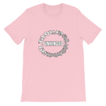 UNHINGED TAKEOVER CIRCLE T-SHIRT (Pink)